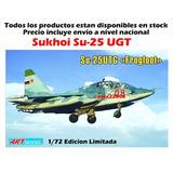 1/72 Avion Sukhoi 25 Utg Mig Tanque Mi Mirage Armado Barco