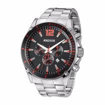 Relógio Magnum Cronógrafo Masculino Ma34423v 2 Anos De G.