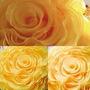 Almofadas De Organza Em Formato De Flor