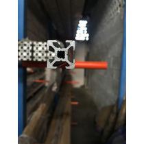 Perfil De Aluminio Estructural 20mm X 20mm Anodizado