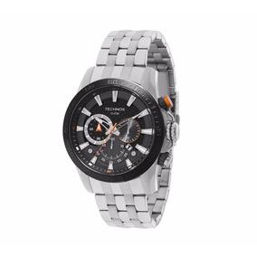 Relógio Technos Ts_carbon Masculino Cronógrafo - Os2aba/1p
