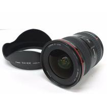 Lente Canon Ef 17-40mm F/4 L Usm Zoom T6 80d 7d 5d Usada