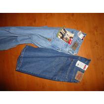 Combo Talla 38, Jeans Wrangler Y Bermuda Levis Dhl Gratis