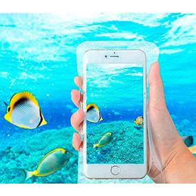 Forro Bolsa Protector Sumergible Agua Impermeable Celulares