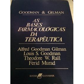 as bases farmacolgicas da teraputica de goodman e gilman
