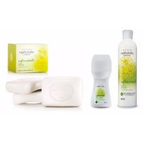 Presente Erva Doce Sabonete Hidrat E Desodorante Avon Mães