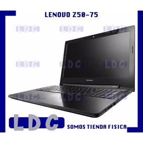 Lenovo Z50-75 Amd Fx7500 2.1ghz Dd 1tb Mem 4gb Video 2gb Ldc