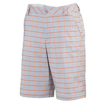 Short Puma Plaid Tech Infantil