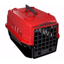 Caixa De Transporte Cães E Gatos N1 2 Cores Promoção