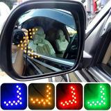 Luz De Cruce Led Direccionales Para Carros Camiones Y Motos