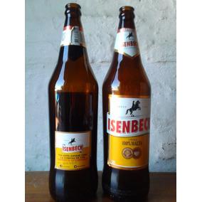Botellas Cerveza Isenbek 1 Litro - Vacias X12