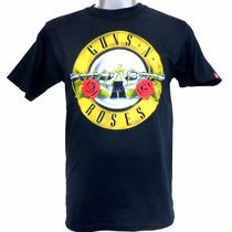 Playera Guns N Roses Original Bravado Nueva
