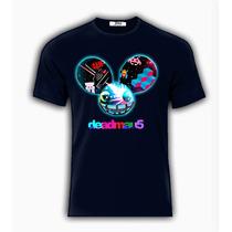 Playeras O Camisetas Deadmau5 Coleccion 6 Diseños Diferente