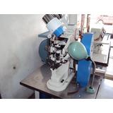 Maquina Ojalilladora Automatica Con Arandela - Arieta
