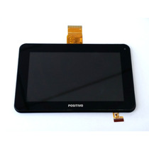 Tela Touch Lcd Display Tablet Positivo T701 T705 Tv 7 Novo