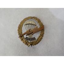 Insignia Paracaidistas Mexico Vintage
