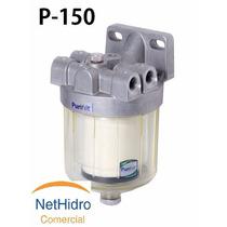 Purifilt - Filtro Purificador De Oleo Diesel P150-r
