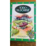 5260 Libro Todo Es Posible Pasajes Lidia Maria Riba