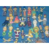 Huevo Jack Coleccion Completa 33 Figuras Simpson 2016