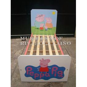 Cama Infantil Pepa Pig Nene Nena