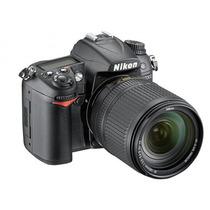 Câmera Slr Nikon D7000 Kit 18-140mm 16mp Nova Com Garantia
