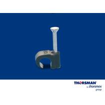 Grapas Sujethor Tc7-10rc 1p Para Cable U Thorsman S Xcya C3f