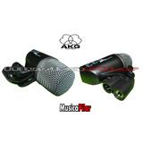Microfono Dinamico Akg D11-xlr Bombo Trombon Musica Pilar
