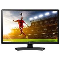 Tv Monitor Lg 24 Polegadas Led Hd Usb Hdmi 24mt48df-ps