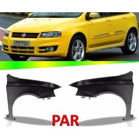 Par Paralama Stilo 2003 2004 2005 2006 2007 08 09 2010 Novo