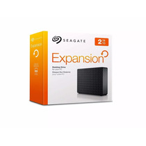 Hd Externo 2tb 2000g 2 Tera Seagate Expansion 3.5 Usb 3.0