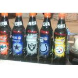 Set De Botellas Nfl Pepsi Kick 2007