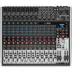 Mesa Behringer Xenyx X2222usb 16 Canais;08979 Unimusic