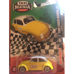 Taximania D.f. Taxi Chico Amarillo