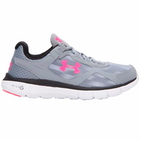 Tenis Atleticos Micro G Velocity Rn Mujer Under Armour Ua689