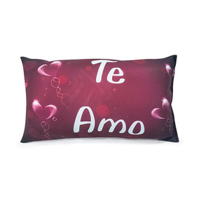 Almofada Personalizada - Presente Dia Dos Namorados
