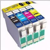 Cartuchos Para Epson T24 Tx105 Tx115 T23 117 Negros Nuevos