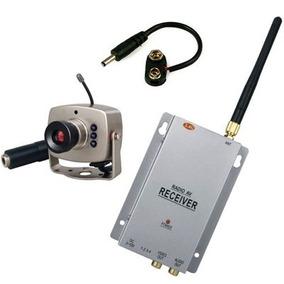 Min Câmera De Segurança Sem Fio Wireless C/ Áudio