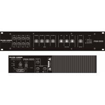 Pm4800 Cabeçote Multiuso 4 Canais Pm4 800 Mark Audio 250w