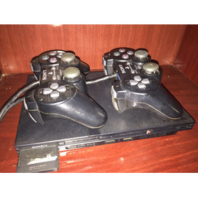 Play Station 2 (desbloqueado) + 2 Controles + Memory Card