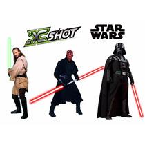 Espada Luminosa X-shot Light Saber Sword Star Wars Jedi Sith