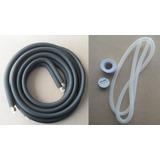 Tuberia De Aluminio/kit De Instalación 1/4 X 1/2 Mini Split