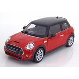 Auto De Colección Metal New Mini Cooper Hatch Welly