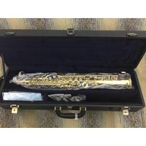 Sax Soprano Yamaha Yss-82z Novo