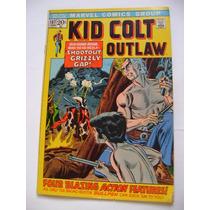 Kid Colt Outlow Nº157 Jan 72