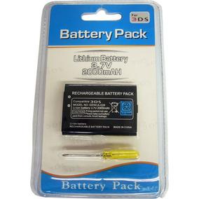 Bateria Para 3ds Nuevas Con Desarmador. R4 Dsi 60$ Envio