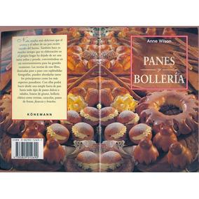 Panes Y Bolleria - Anne Wilson - Libro