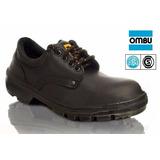 Zapato Ombu Prusiano Flor Puntera Teflon Del T.38 Al 45