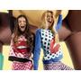 Pijama Kiss&dots Tutta La Frutta 470-16 Talle 10 A 16 Dor