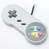 Super Nintendo Mando + Dvd 800 Juegos Control Pc Joystick