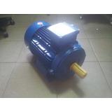 Motor Electrico Trifasico De 3hp 1500rpm Blindado